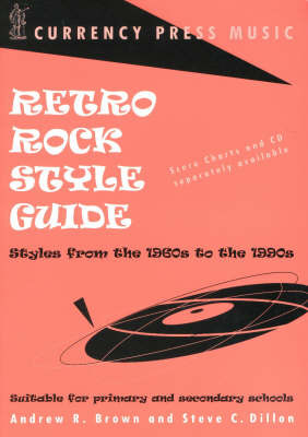 Retro Rock Style Guide by Andrew R. Brown image