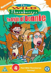Wild Thornberrys, The - The Origin of Donnie on DVD
