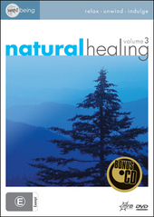 Natural Healing - Vol. 3 (DVD And CD) on DVD