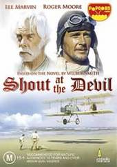 Shout At The Devil on DVD