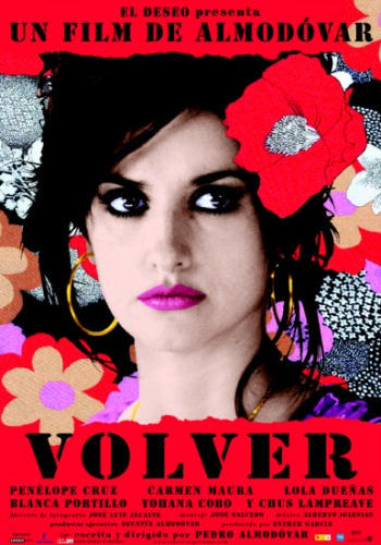 Volver on DVD