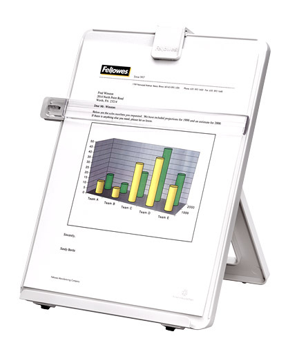 Fellowes Copyholder - A4 Workstation