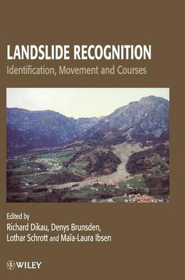 Landslide Recognition image