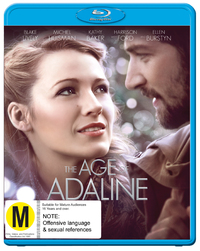 Age Of Adaline on Blu-ray
