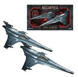 Battlestar Galactica - Viper MKVII 1:72 Scale Model Kit (2-Pack)
