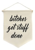 The Rise and Fall: Get Stuff Done - Decorative Banner