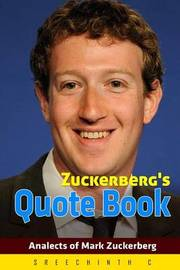 Zuckerberg's Quote Book by Sreechinth C image