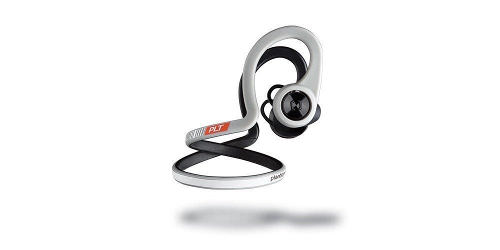 Plantronics Backbeat Fit Wireless Sport Headset - Gray image
