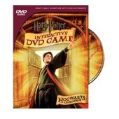 Harry Potter - Hogwarts Challenge: Interactive DVD Game on DVD
