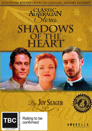 Shadows of The Heart (Classic Australian Stories) on DVD