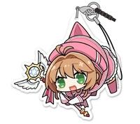 Cardcaptor Sakura: Clear Acrylic Charm - Sakura Kinomoto