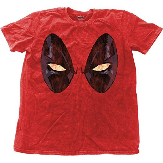 Deadpool Eyes (Small)