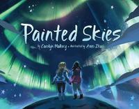 Painted Skies (English) by Carolyn Mallory image