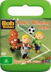 Bob The Builder - Bob's Winning Team: Special Sports Edition on DVD