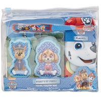Paw Patrol Travel Toiletry Bag Set
