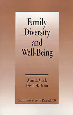 Family Diversity and Well-Being by Alan C. Acock image