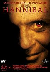 Hannibal on DVD
