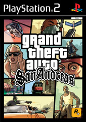 Grand Theft Auto: San Andreas for PlayStation 2