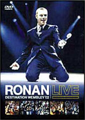 Ronan Keating - Destination Wembley 2002 on DVD