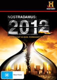Nostradamus 2012 Armageddon (4 Disc Set) on DVD