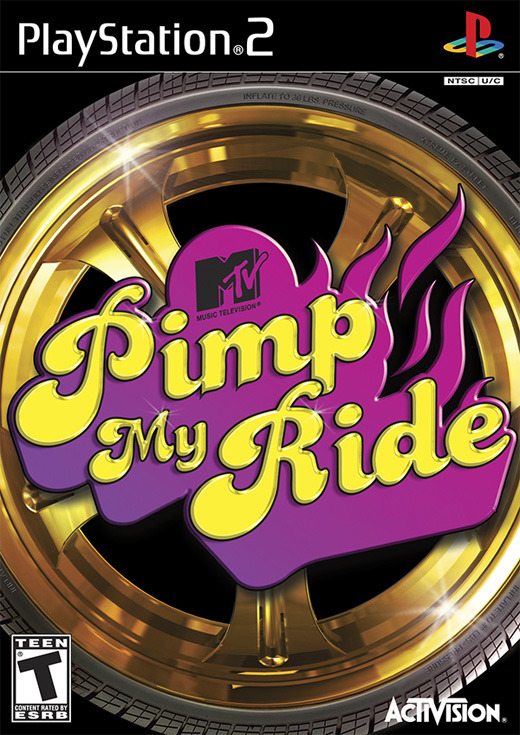 Pimp My Ride for PlayStation 2