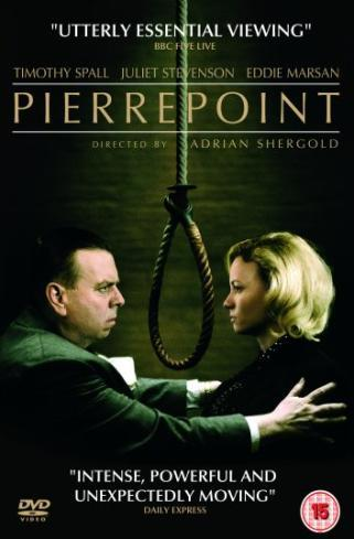 Pierrepoint on DVD