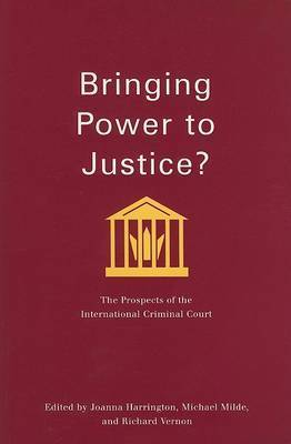 Bringing Power to Justice? by Joanna Harrington