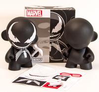 """Marvel Munny 7"""" Venom Vinyl Figure"""