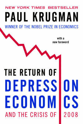 The Return of Depression Economics and the Crisis of 2008 by Paul Krugman image