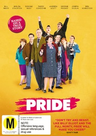 Pride on DVD