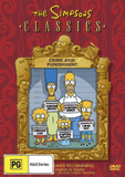 The Simpsons: Crime & Punishment DVD