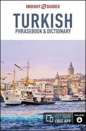 Insight Guides Phrasebook Turkish by Insight Guides
