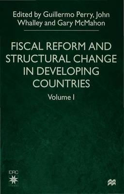 Fiscal Reform and Structural Change in Developing Countries image