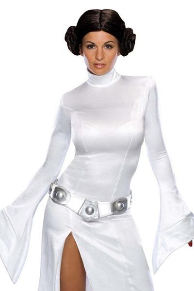 Star Wars Princess Leia Costume (Small)