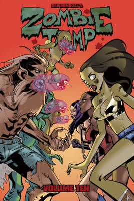 Zombie Tramp Volume 10 by Jason Martin
