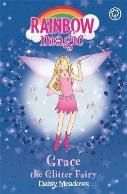 Grace the Glitter Fairy (Rainbow Magic #17 - Party Fairies series) by Daisy Meadows image