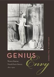 Genius Envy by Adrianna M. Paliyenko image