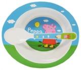 Peppa Pig - Bowl & Spoon Set