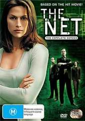 Net, The - The Complete Series (6 Disc Set) on DVD