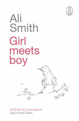 Girl Meets Boy by Ali Smith image