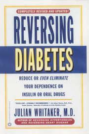 Reversing Diabetes by Julian Whitaker image