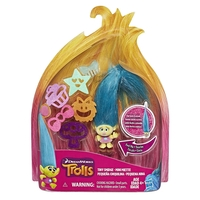 Troll Town: Hair Raising Smidge - Small Doll