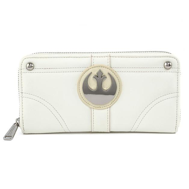 Loungefly: Star Wars - Princess Leia Hoth Cosplay Zip Around Wallet