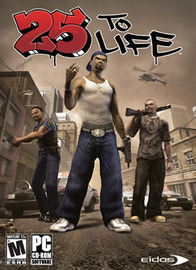 25 to Life for PC Games image