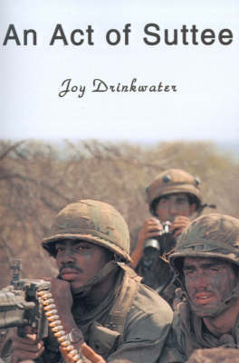 An Act of Suttee by Joy Drinkwater image
