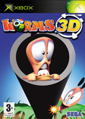 Worms 3D for Xbox