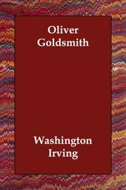 Oliver Goldsmith by Washington Irving image