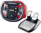 Ferrari F1 Force Feedback Racing Wheel