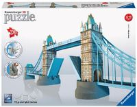Ravensburger 216 Piece 3D Jigsaw Puzzle - Tower Bridge