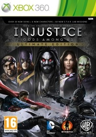 Injustice: Gods Among Us Ultimate Edition for Xbox 360